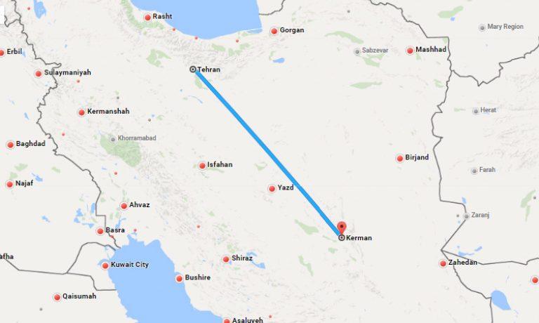 tahran-kerman