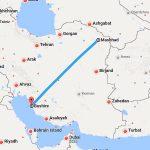 بلیط چارتر مشهد بوشهر