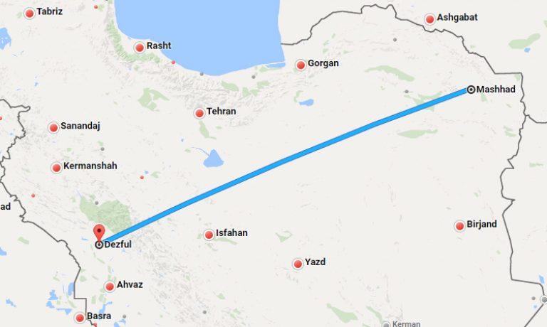 mashhad-dezful