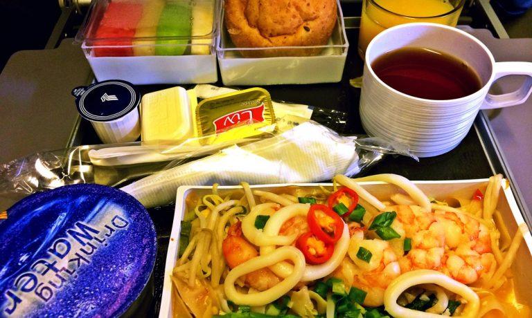 غذای خلبانان