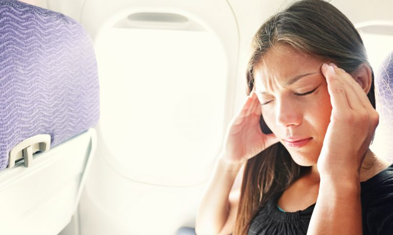 سلامتی در پرواز