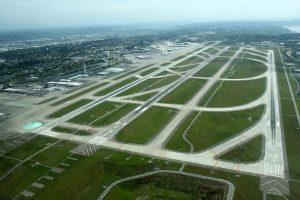 فرودگاه بینالمللی سیاتل-تاکوما