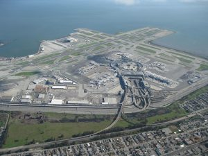 فرودگاه بینالمللی سانفرانسیسکو