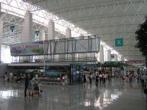 فرودگاه بینالمللی بایون گوآنگجو