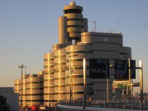 فرودگاه هانهدا