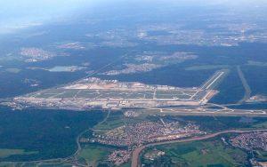فرودگاه بینالمللی فرانکفورت