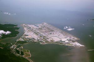 فرودگاه بینالمللی هنگ کنگ