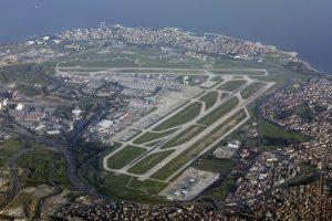 ترکیه فرودگاه بینالمللی آتاترک
