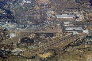 فرودگاه مادرید-باراخاس