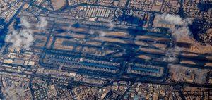 فرودگاه بینالمللی دوبی