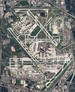 فرودگاه بینالمللی اوهر شیکاگو