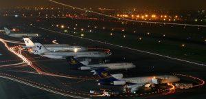تنها 9 فرودگاه کشور بین المللی است