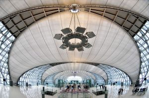 فرودگاه بینالمللی سووارنابومی